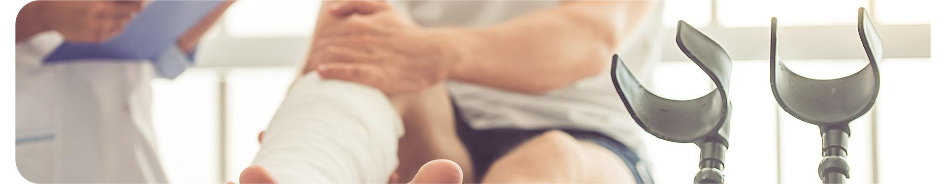 Rehabilitacja nogi