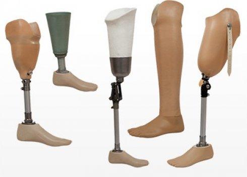 protezy noga